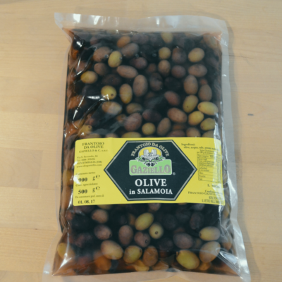 Olive in Salamoia - sottolio